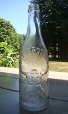 Antique BURT BROTHERS- BB -ESTABLISHED 1868- E. STROUDSBURG, PA. Soda Bottle
