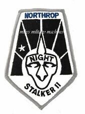 USAF Air Force Area 51 Black Ops Northrop Night Stalker II Aviation Patch New