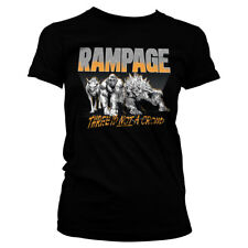 Officially Licensed Rampage - There Is Not A Crowd Women's T-Shirt S-XXL