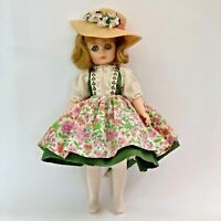 Madame Alexander 12 inches Sound Of Music Maria Doll Vintage
