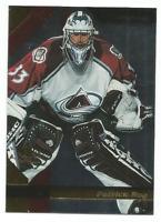 1997-98 SP Authentic #37 Patrick Roy Colorado Avalanche
