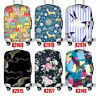 """Painting Elastic Travel Dustproof Suitcase Luggage Cover Protector 18"""" 20"""" 28"""""""