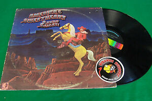 Sandy Szigeti America's Sweetheart Rock LP Decca DL 75270 Piranha Records