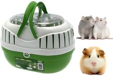 Dwarf Hamster Plastic Carriers & Crates