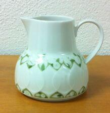 Rosenthal Lotus Jade grün - Wiinblad / Wirkkala - Sahne Milch Kännchen Gießer