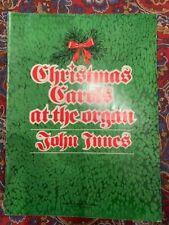 Christmas Carols at the Organ