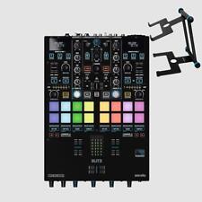 Reloop ELITE Two Channel Serato DJ Pro Mixer W/ FREE Laptop Stand