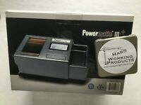 POWERMATIC III+(3+) ELECTRIC PERSONAL ROLL-YOUR-OWN CIGARETTE INJECTOR MACHINE