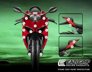 Motorcycle Stone Chip Protection PPF Ducati V2 PANIGALE 2020