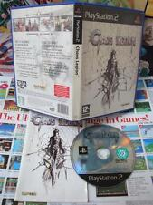 Playstation 2 PS2:Chaos Legion [TOP CAPCOM & 1ERE EDITION] COMPLET - Fr