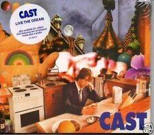 (718Q) Cast, Live the Dream -1997  DJ CD