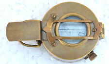 Nautical Brass Military Vintage Collectible Decor Antique Compass Replica Gift