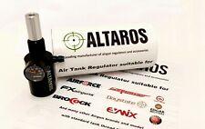 Altaros Airgun pressure regulator with manometer for Hatsan Barrage Semi-Auto