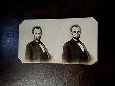 Abraham Lincoln Civil War President tintype C535RP