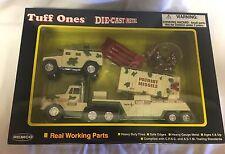 Remco Tuff Ones (Tuff Stuff) Li'L Patriot Missile and Hummer Set - NIB 1996