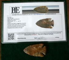 ARROWHEAD CERTIFIED AUTHENTIC LOST LAKE INDIAN ARTIFACTS STONE TOOLS