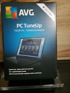AVG TuneUp Performance 1 YEAR  1 Device