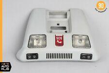 90-02 Mercedes R129 SL320 SL500 SL600 Overhead Dome Light Lamp Gray OEM