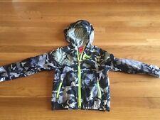 EUC Boys Nike Camo Lghtweight Jacket - Size 4
