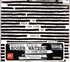 CD (NEU!) ROGER WATERS (ex-Pink Floyd) - Is this the Life we really want (mkmbh