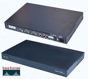 Cisco Systems Cisco 2503 Isdn Bri Ethernet Network Router O628