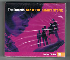 SLY & THE FAMILY STONE - THE ESSENTIAL LIMITED EDITION 3.0 - NEUF NEW NEU