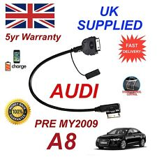 For AUDI A8 AMI MMI  4F0051510C iPhone 3gs 4 4s some iPod Audio Cable Gen 2