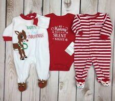 0048670c2799 Carter s Long Sleeve Unisex Sleepwear (Newborn - 5T)