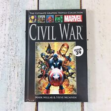 Marvel Ultimate Graphic Novel Collection # 50 Issue 39 Avenges - Civil War