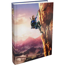 Legend of Zelda: Breath Of The Wild (Collector's Edition) - Offizielles Lösungsb