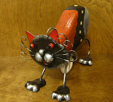 "Resin and Metal CAT #J4671, 7"" x 8.5""  New from Retail Store"