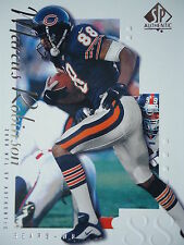NFL 15 Marcus Robinson Chicago Bears TOPPS 2000 SP Authentic