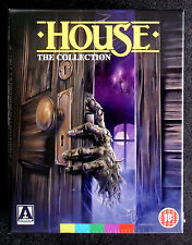 HOUSE - THE COLLECTION * LIMITED EDITION BLU RAY / DVD BOX SET * BN&M! * ARROW