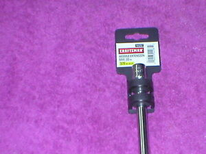 "Craftsman 44287, 3/8"" Drive Wobble Extension Bar 10"" - Brand New"