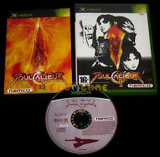 SOUL CALIBUR II 2 XBOX (patch X360) Versione Ufficiale Italiana ○○○○○ COMPLETO