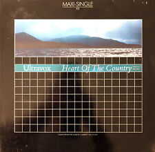 "Ultravox ‎12"" Heart Of The Country (Special Re-Mix) - Europe (VG+/M)"
