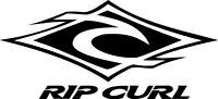 Ripcurl logo II vinyl decal sticker surfing laptop van car T4 T5 Sea surf