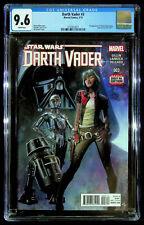 Darth Vader #3 – CGC 9.6 – First Print – First app Dr. Aphra, Triple Zero, BT-1
