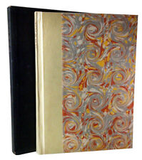 Edmund Dulac, John Milton COMUS: A MASQUE WITH THE AIRS Limited Editions Club