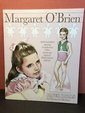 2011 Margaret O'Brien Mgm's Child Movie Star Paper Dolls Norma Lu Meehan
