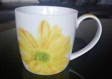 A churchill sun flower  design  porcelain mug  (new unused)