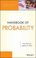 NEW Handbook of Probability by Ionut Florescu