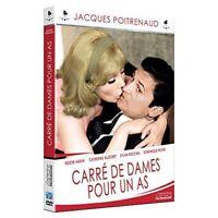 """DVD """"Cuadrado Señora para un As"""" Roger Hanin NUEVO EN BLÍSTER"""