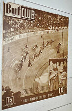 BUT ET CLUB N°88 1947 CYCLISME CARRARA 6 JOURS VEL D'HIV FOOTBALL OM BOXE CERDAN