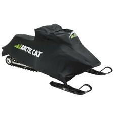 Arctic Cat 2018 ZR 120 Snowmobile Black & Green Canvas Cover - 7639-749