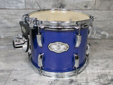 """Pearl Vision VX Birke / Linde 10""""x8"""" Tom Drums Schlagzeug RB Blue  *TOPDEAL*"""