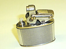 KW (KARL WIEDEN) LIGHTER WITH 835 SILVER CASE - MODELL 660 1/2 - 1932 - GERMANY