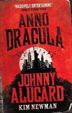 Anno Dracula - Johnny Alucard, Kim Newman, New