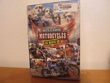 ONE MILLION MOTORCYCLES: All Boxed Up - 3 Disc DVD Box Set - BRAND NEW / SEALED