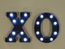 Marquee Light up Letters (XO) (Battery Operated)